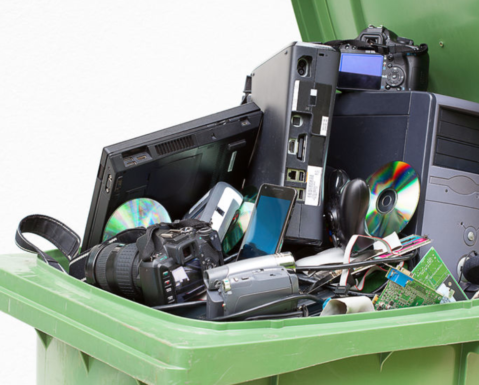 Different Ways To Recycle Old Electronics