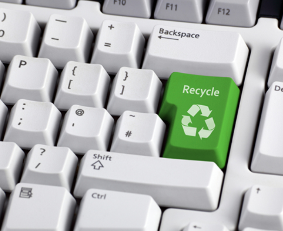 Recycling computers and other electronic devices